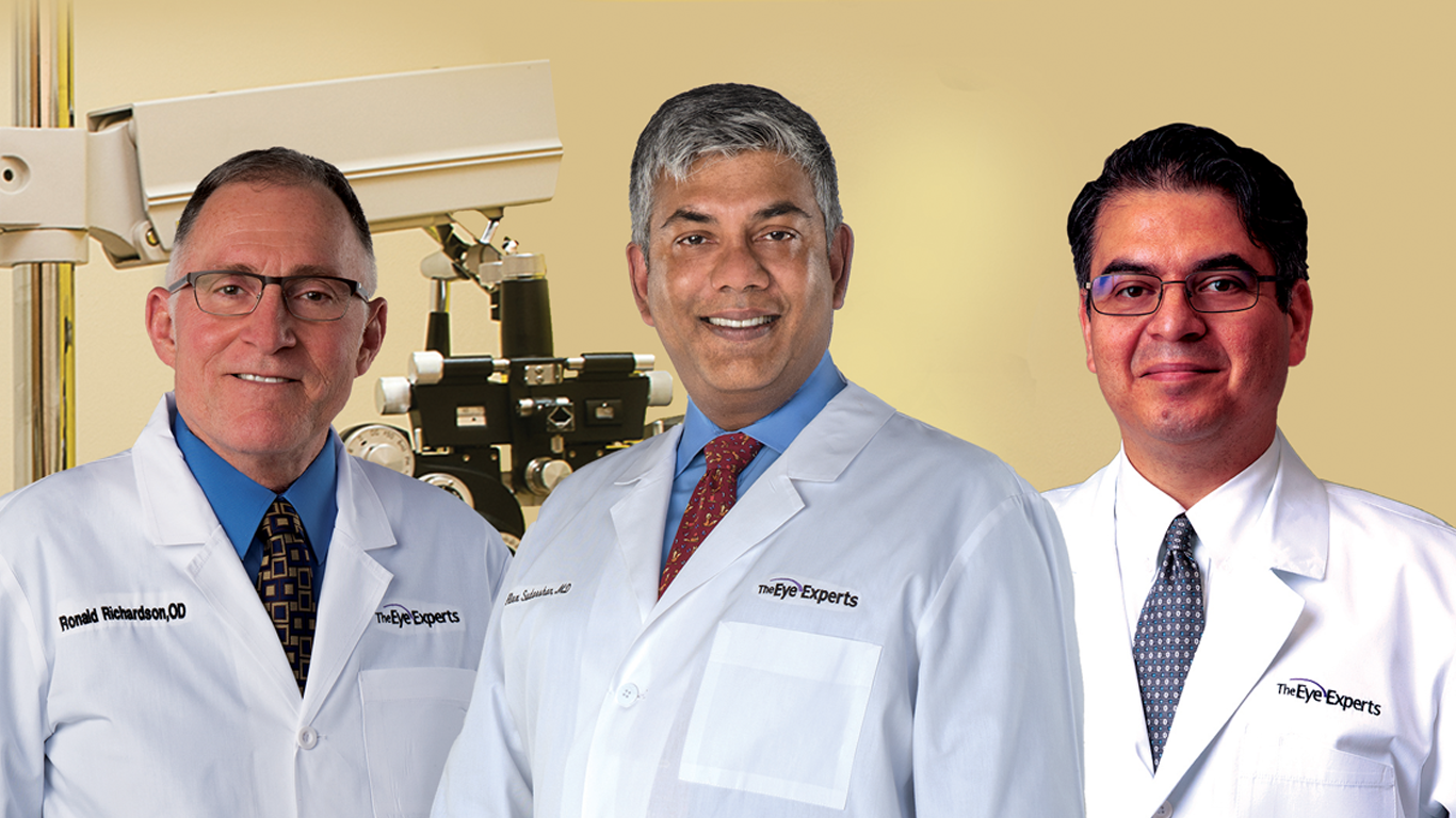 Brownsville and Weslaco Eye Doctors